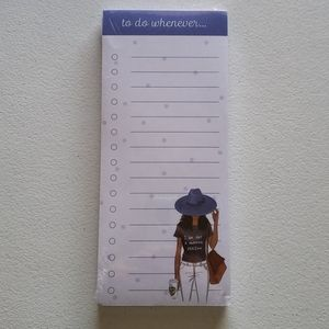 Graphique Rongrong Magnetic Notepad